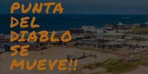 Hoy: Punta del Diablo se mueve!